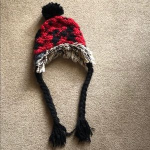 Buckle Stocking Hat